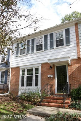 Townhouse, Traditional - CROFTON, MD (photo 2)