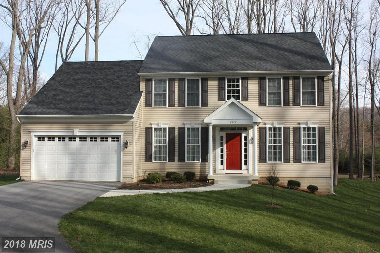 Colonial, Detached - WESTMINSTER, MD