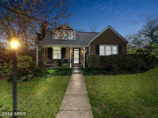 Cape Cod, Detached - SILVER SPRING, MD (photo 1)