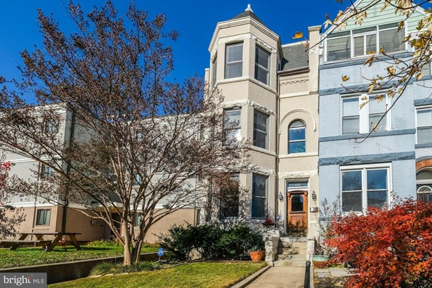 Townhouse, Row/Townhouse - WASHINGTON, DC