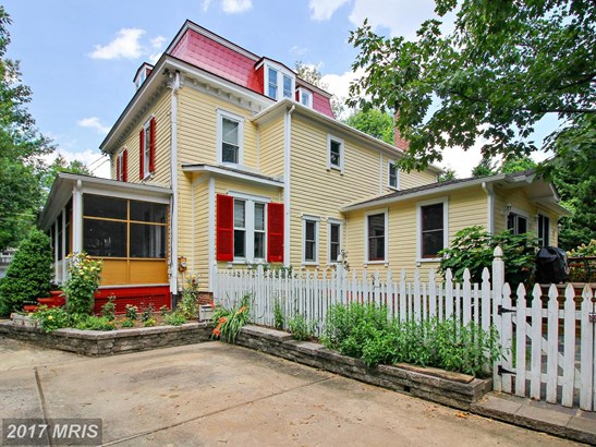 Victorian, Detached - SILVER SPRING, MD (photo 2)