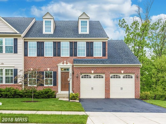 Colonial, Duplex - NEW MARKET, MD (photo 1)