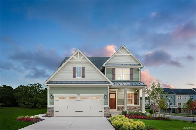 2-Story, Green Certified Home, Single Family - North Chesterfield, VA