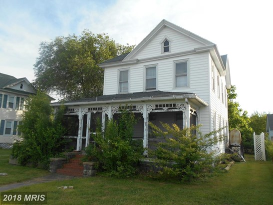Colonial, Detached - FISHING CREEK, MD (photo 1)