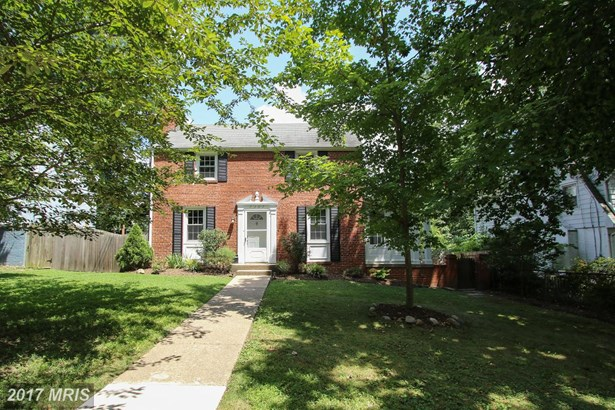 Colonial, Detached - TAKOMA PARK, MD (photo 2)
