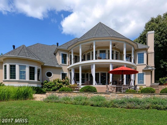 French Country, Detached - TRAPPE, MD (photo 2)