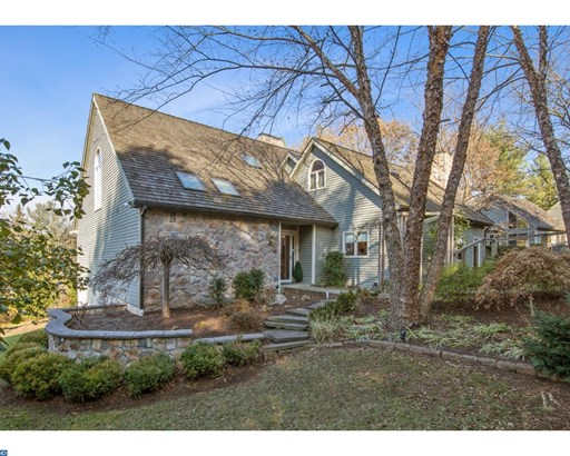 Contemporary, Detached - CHADDS FORD, PA (photo 1)