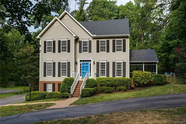 Colonial, Transitional, Single Family - Richmond, VA