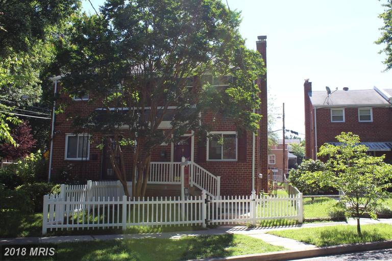 Semi-Detached, Traditional - WASHINGTON, DC (photo 1)
