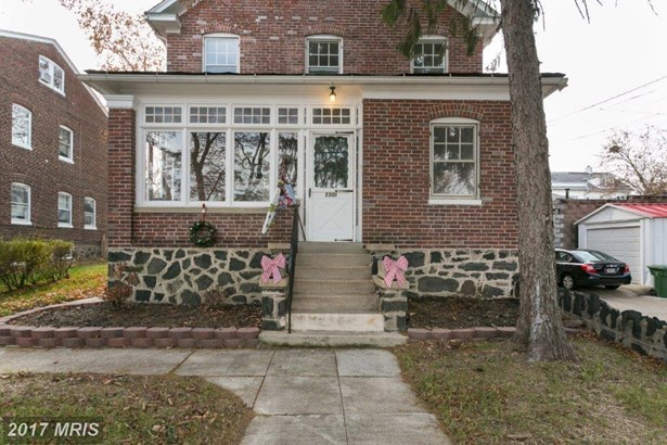 Traditional, Detached - BALTIMORE, MD (photo 2)