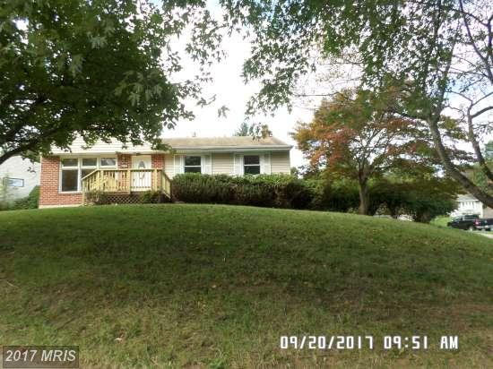 Rancher, Detached - RANDALLSTOWN, MD (photo 1)