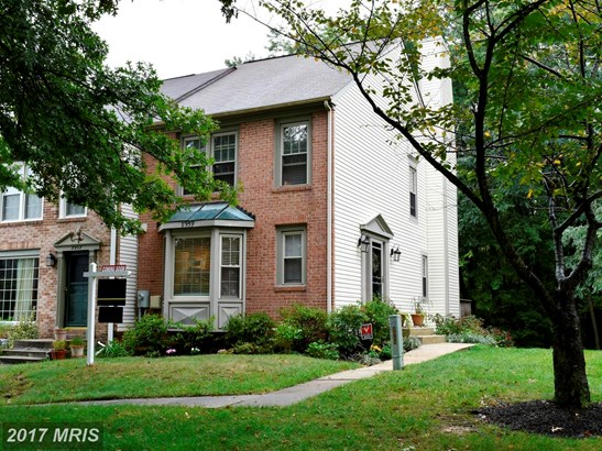 Townhouse, Traditional - JESSUP, MD (photo 1)
