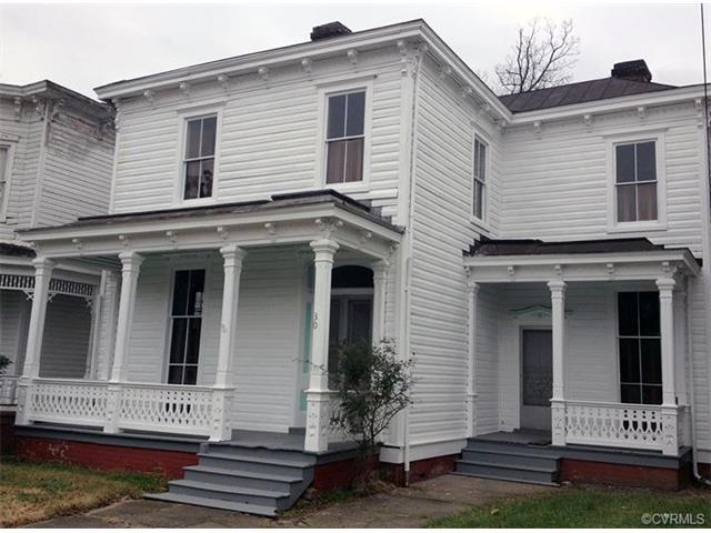 2-Story, Victorian, Single Family - Petersburg, VA (photo 1)