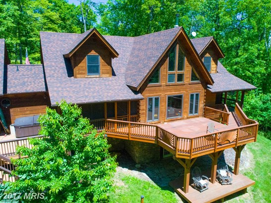 Detached, Log Home - PURCELLVILLE, VA (photo 1)