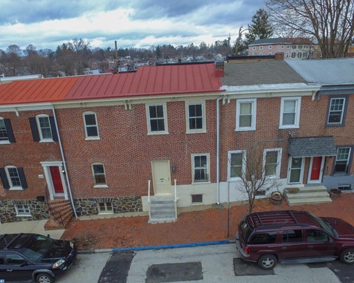 Colonial,Victorian, Row/Townhouse/Cluster - WEST CHESTER BORO, PA (photo 1)