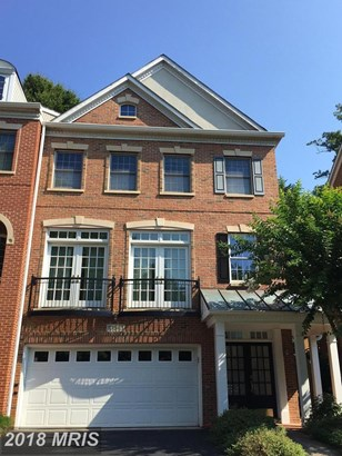 Townhouse, Traditional - ROCKVILLE, MD