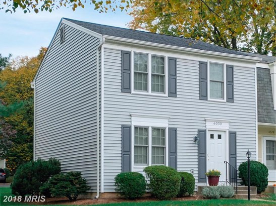 Colonial, Attach/Row Hse - BURKE, VA (photo 1)