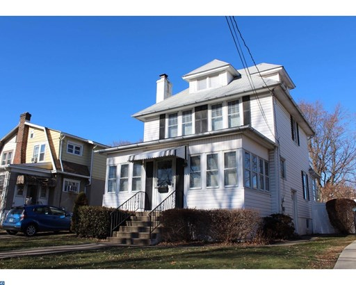 Traditional, Detached - GLENOLDEN, PA (photo 1)