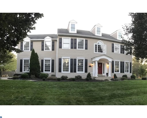 Colonial, Detached - NEWTOWN, PA (photo 2)