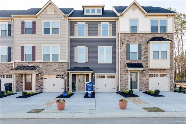 Condo/Townhouse - Rowhouse/Townhouse, Transitional, Tri-Level/Quad Level