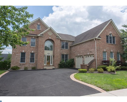 Colonial,Traditional, Detached - PHOENIXVILLE, PA (photo 1)