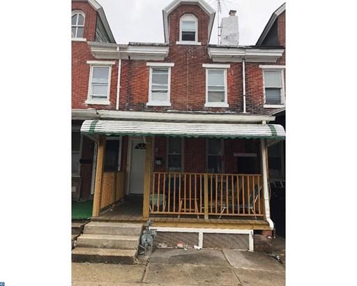Row/Townhouse, StraightThru - NORRISTOWN, PA (photo 1)