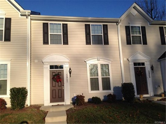 Condo/Townhouse, 2-Story - North Chesterfield, VA (photo 1)