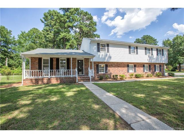 Tri-Level/Quad Level, Single Family - Colonial Heights, VA (photo 1)