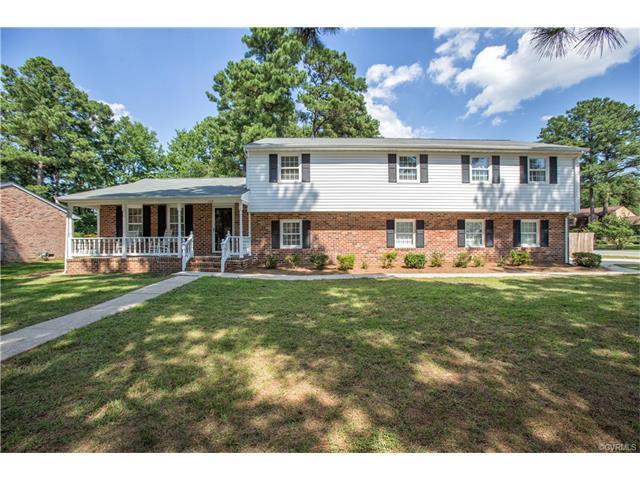 Tri-Level/Quad Level, Single Family - Colonial Heights, VA (photo 2)