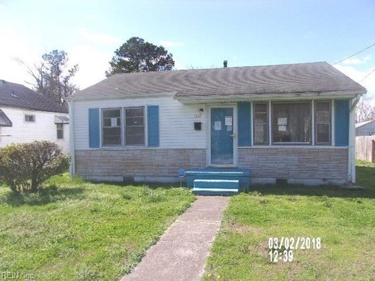 Single Family, Bungalow, Ranch - Chesapeake, VA (photo 1)