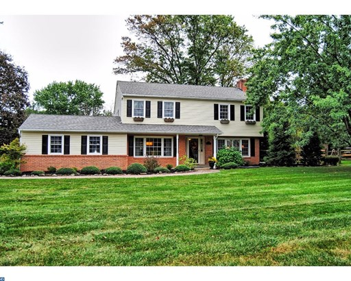 Colonial, Detached - BLUE BELL, PA (photo 1)