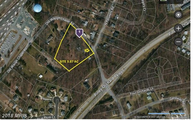 Lot-Land - ODENTON, MD (photo 1)