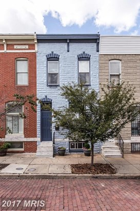 Townhouse, Traditional - BALTIMORE, MD (photo 1)