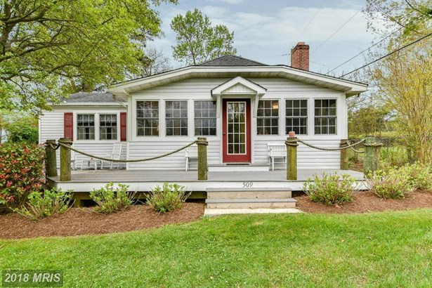 Cottage, Detached - TRACYS LANDING, MD (photo 1)