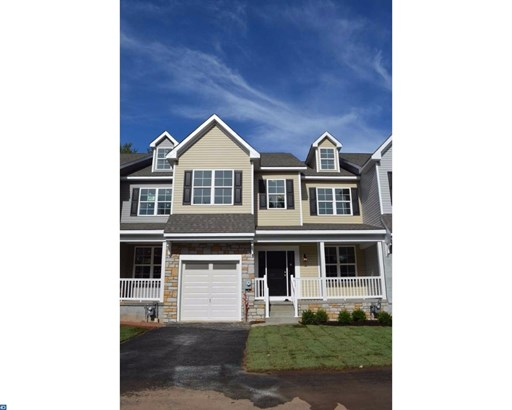 Row/Townhouse, Colonial - WARMINSTER, PA (photo 1)
