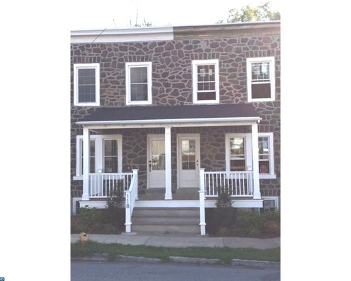 Row/Townhouse, Colonial - WEST CHESTER BORO, PA (photo 1)