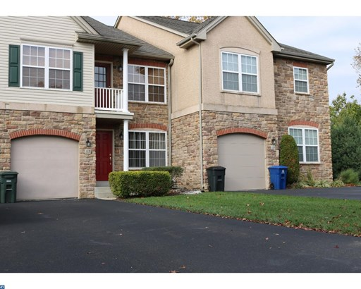 Colonial, Row/Townhouse/Cluster - FEASTERVILLE, PA (photo 1)