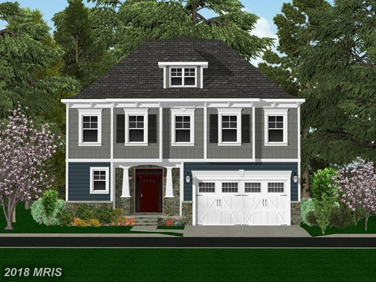 Craftsman, Detached - ARLINGTON, VA (photo 1)