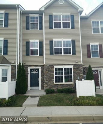 Townhouse, Contemporary - ELDERSBURG, MD (photo 1)