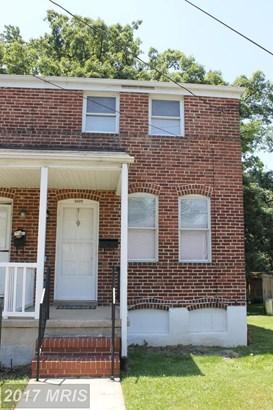 Colonial, Duplex - TOWSON, MD (photo 1)