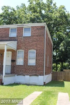 Colonial, Duplex - TOWSON, MD (photo 2)