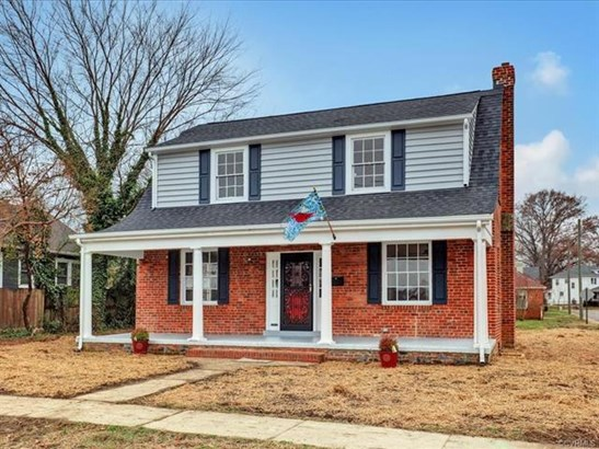 2-Story, Colonial, Craftsman, Single Family - Richmond, VA