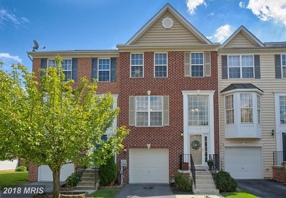 Townhouse, Colonial - BOONSBORO, MD