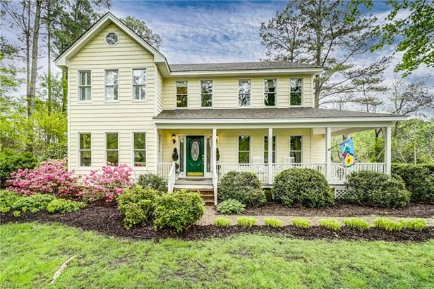 Colonial, Transitional, Single Family - Middlesex County, VA (photo 1)
