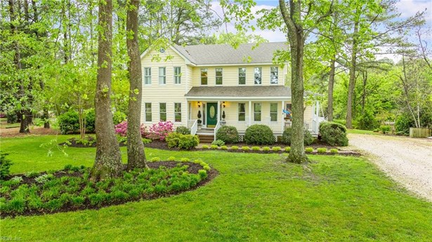 Colonial, Transitional, Single Family - Middlesex County, VA (photo 2)