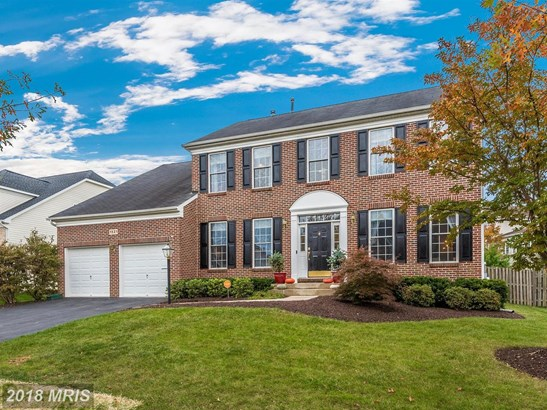 Colonial, Detached - ODENTON, MD (photo 1)