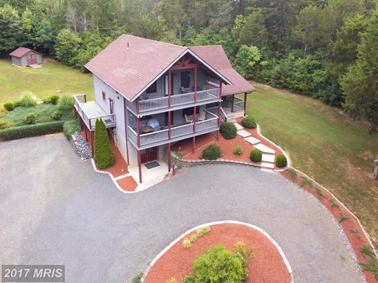 Detached, Log Home - MINERAL, VA (photo 2)