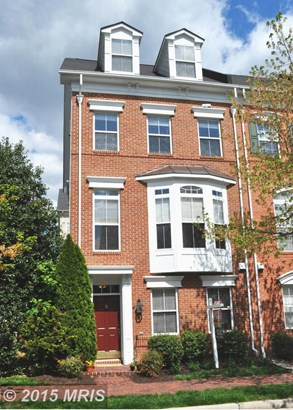 Townhouse, Traditional - ALEXANDRIA, VA (photo 1)