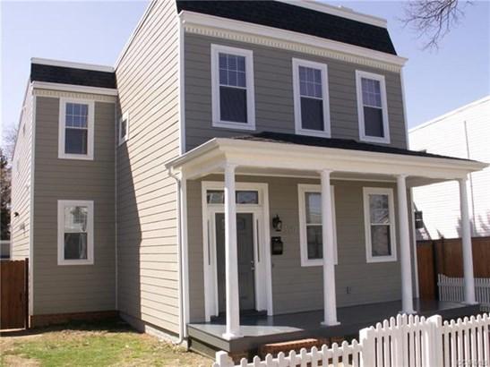 2-Story, Colonial, Rowhouse/Townhouse, Single Family - Richmond, VA (photo 1)