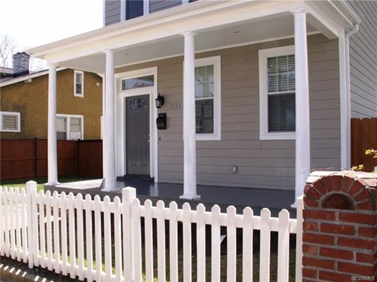 2-Story, Colonial, Rowhouse/Townhouse, Single Family - Richmond, VA (photo 2)